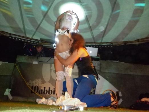 rabbit burlesque subsonic festival