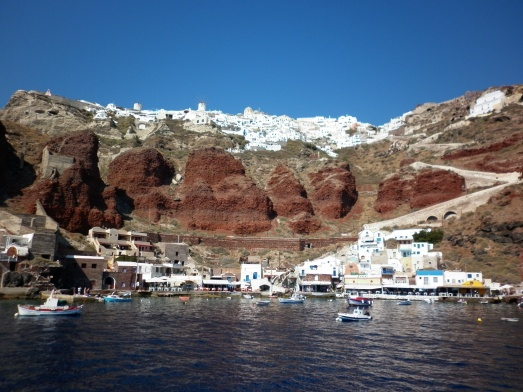 fira greek islands