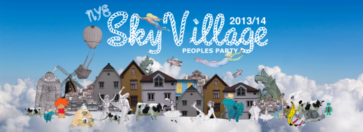 Dec: Creating and performing at the first ever Skyvillage Festival